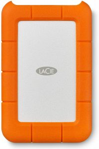 disque dur externe 4 To Rugged RAID Pro de LaCie