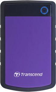 disque dur externe 4 To StoreJet 25H3P de Transcend
