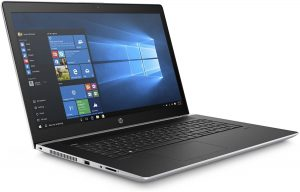 ordinateur portable ProBook 470 G5 Pro de HP