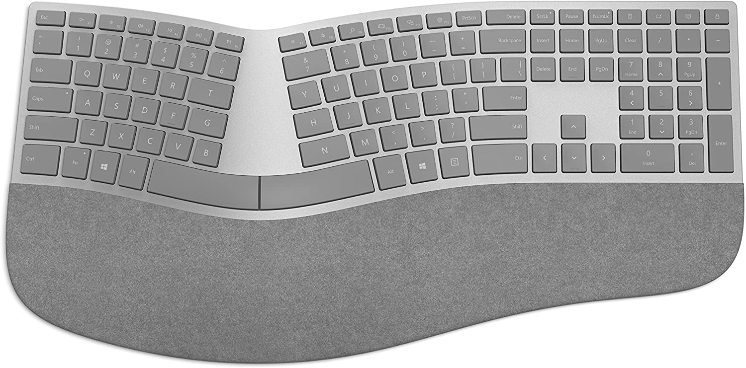 clavier sans fil Bluetooth Microsoft Surface
