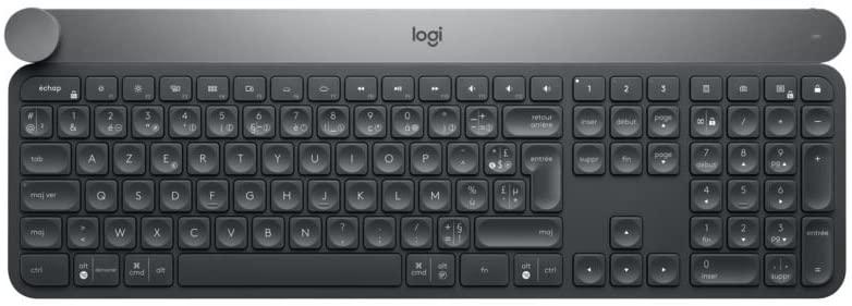 clavier sans fil Logitech Craft