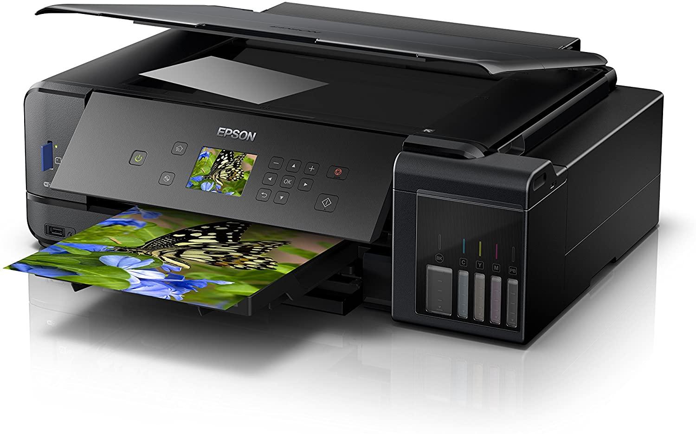 'imprimante EcoTank ET-7750 d'Epson