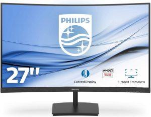 Écran PC incurvé Philips E Line 271E1SCA