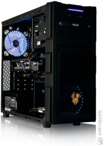Gamer Ankermann Intel Core i7-9700