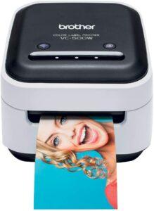imprimante photo VC 500 WCR de Brother