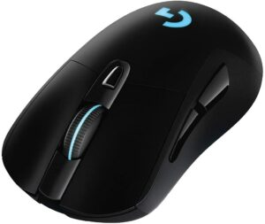 La souris gamer Logitech G703 LightSpeed